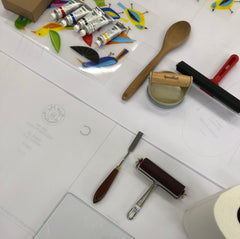 Introduction to Linocut Printing