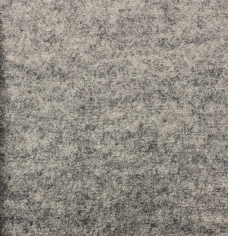 Light Grey Marl 100% Boiled Wool