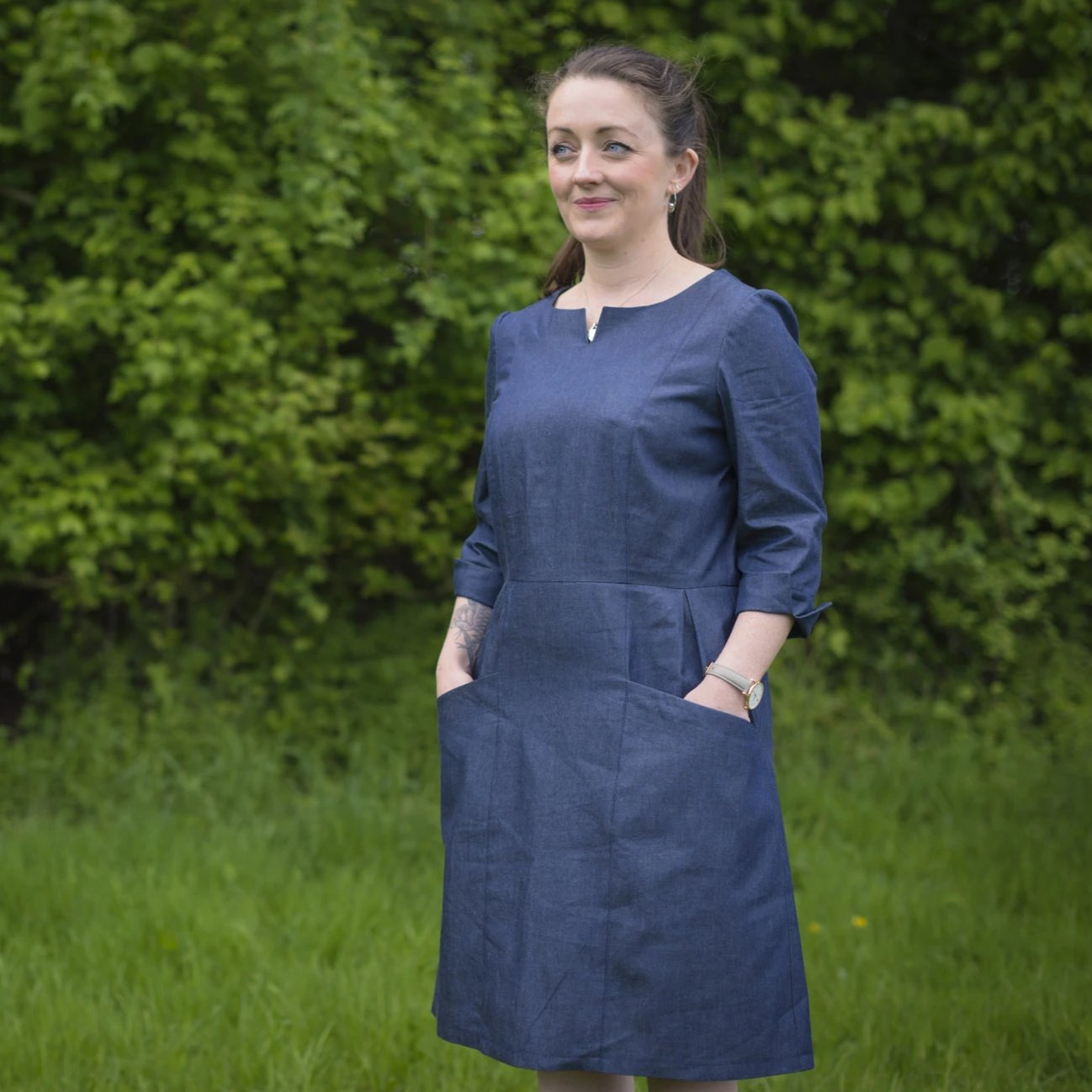 Miranda Dress Pattern
