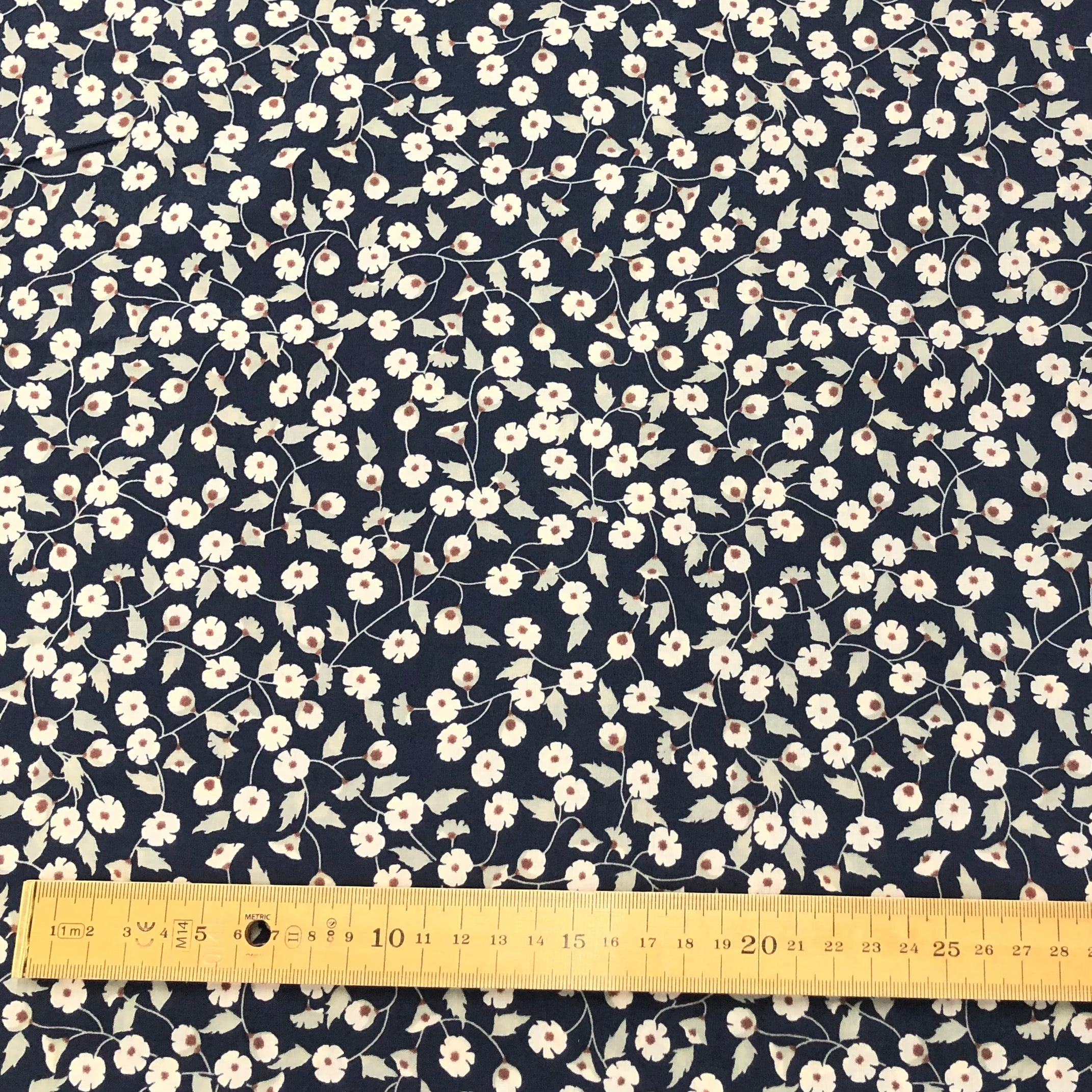 Slate Meadow Cotton Lawn