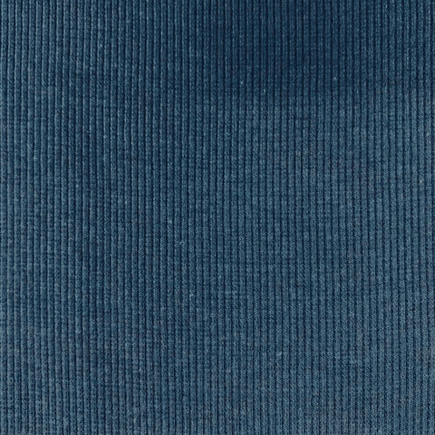 Ribbing - Navy Blue