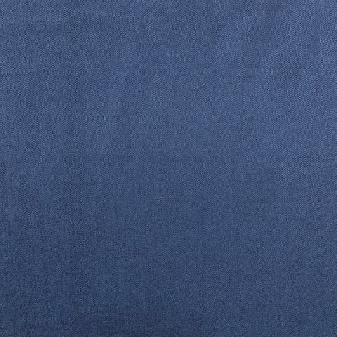 Airforce Blue Viscose Twill