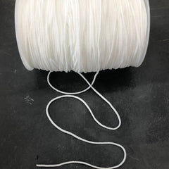 3mm soft elastic cord