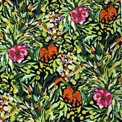 Writer's Garden Cotton Jersey