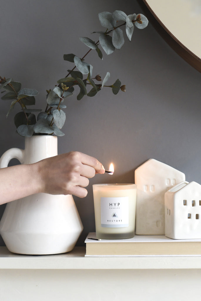 Pregnancy Candle