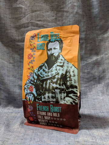 Louis Riel French Roast Coffee