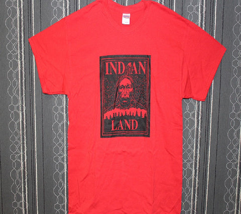Indian Land Tee-Red