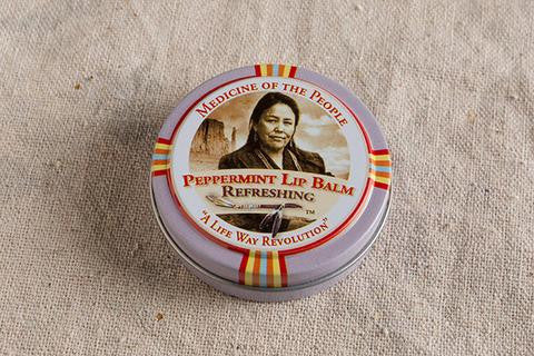 Medicine of the People-Lip Balm, Salves and Ointments
