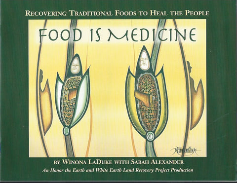 Food is Medicine Book