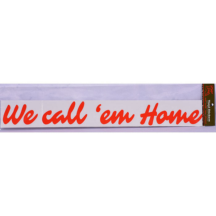 "Roux Dog 24"" We Call 'Em Home Decal"