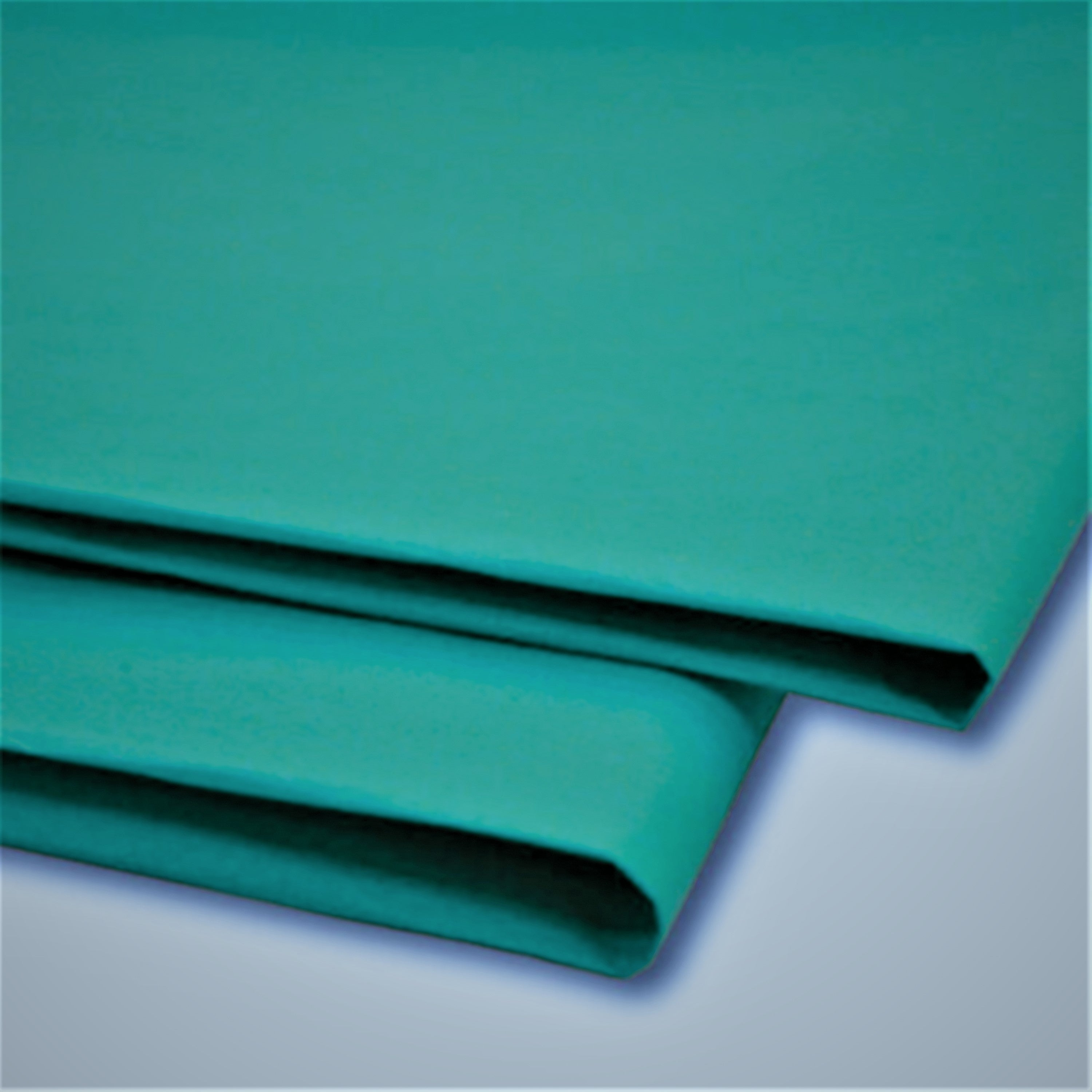 50 SHEETS OF LIME GREEN ACID FREE TISSUE PAPER 500mm x 750mm 18gsm *QUALITY*