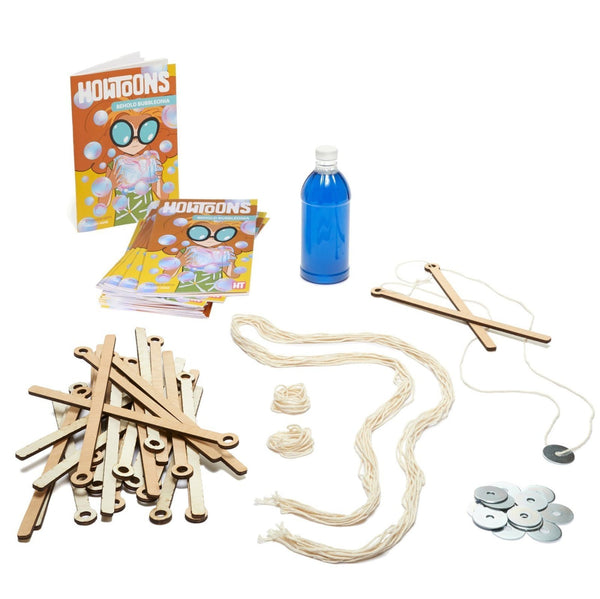 Science of Bubbles Kit
