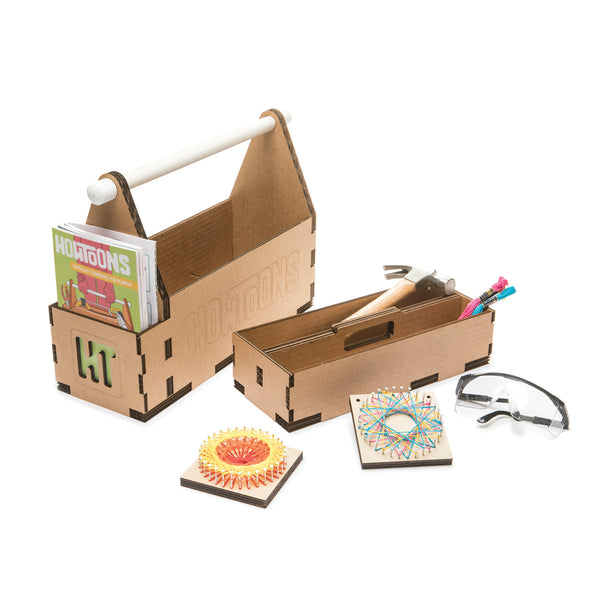 Toolbox/ String Art Kit