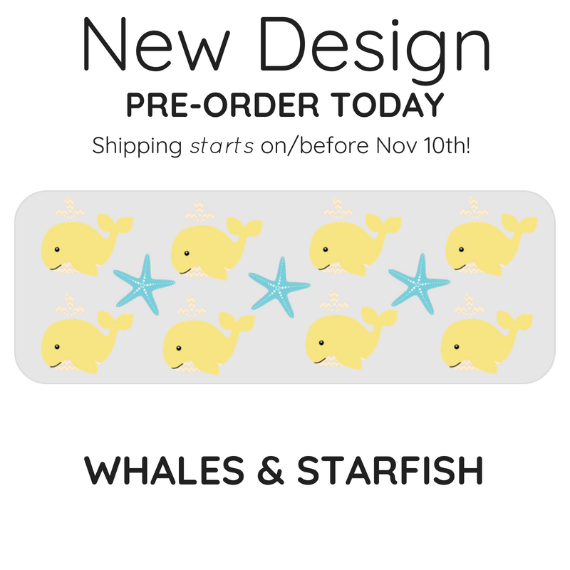 The Splash Baby - Whales & Starfish (Limited Edition)