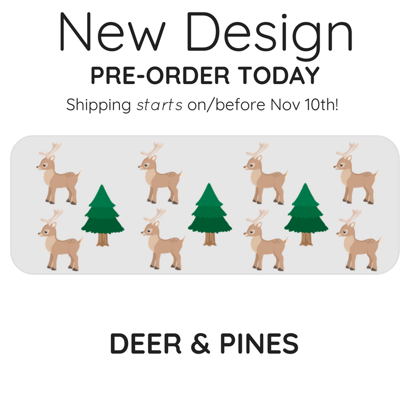 The Splash Baby - Deer & Pines (Limited Edition)
