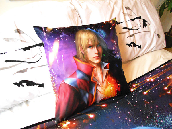 Howl Throw Pillow/Cushion Case