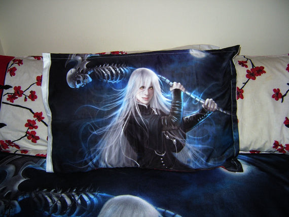 Kuroshitsuji: Undertaker* Art* Bed Pillow Case