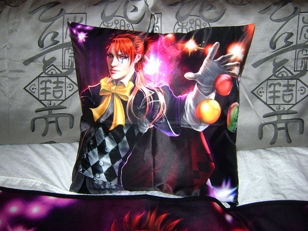Kuroshitsuji: Book of Circus, JOKER Art Throw Pillow Case/Cover