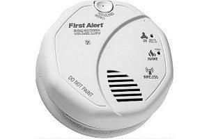 First Alert 2-in-1 Z-Wave Smoke and Carbon Monoxide Alarm