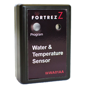 FortrezZ Z-Wave® Wireless Water and Temperature Sensor (works only as water sensor)