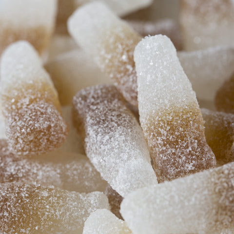 Fizzy Cola Bottles 200g