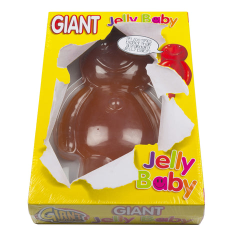 Giant 800g Orange Jelly Baby