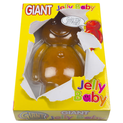 Giant 800g Yellow Jelly Baby