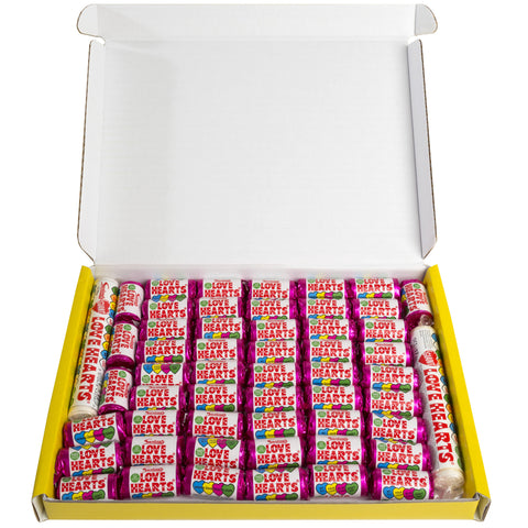 The 'Love Hearts' Hamper Sweet Hamper - Large