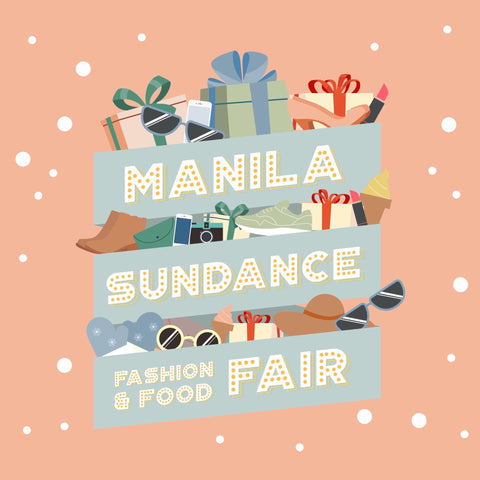 ManilaSundance Fashion & Food Fair