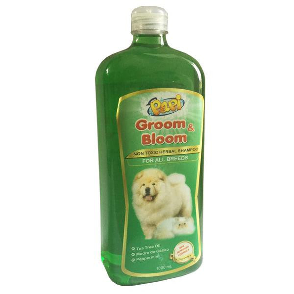 Papi Groom and Bloom Shampoo