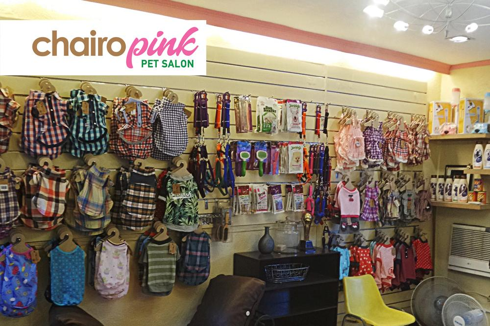 CHAIROPINK PET SALON