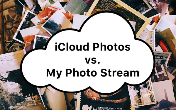 iCloud and Photo Stream