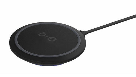 Blu Element Fast Wireless Qi Charger 10W Black BACBK