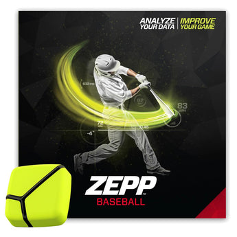 Zepp Swing Analyzer Mount Baseball ZA12