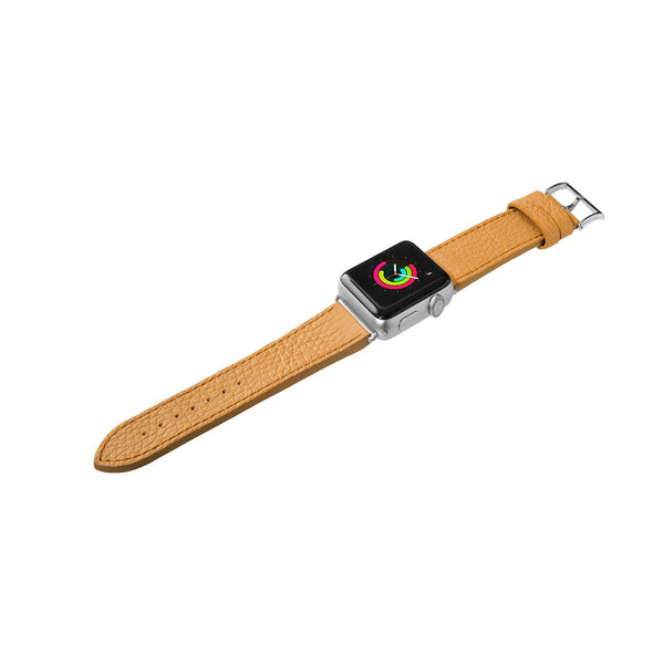 Laut Milano Band For Apple Watch Ochre 38-40mm LAUT_AWS_ML_BR