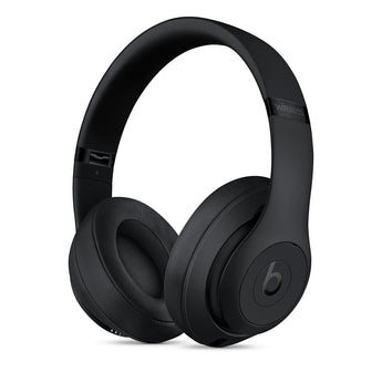 Beats Studio 3 Wireless Over Ear Headphone Matte Black MQ562LL/A