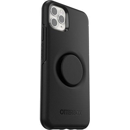 Otterbox Symmetry Series + Pop for iPhone 11 Pro Max Black
