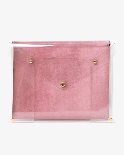 Sonix PVC Clutch for Devices Up to 13-inch Canary Velvet SX-564-0008-0204