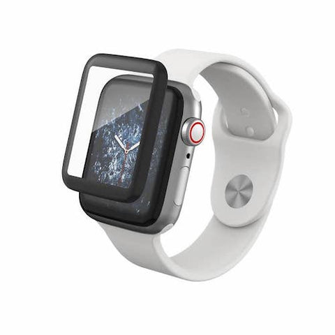 InvisibleShield GlassFusion Screen Protector for Apple Watch S5/4 40mm 68987
