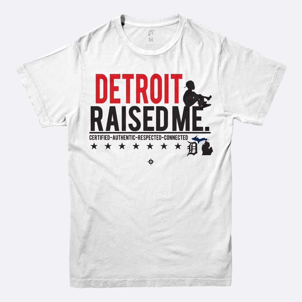 Detroit Raised Me Tee