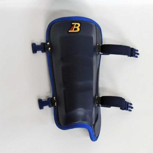 Navy Professional Shin Guard FG640
