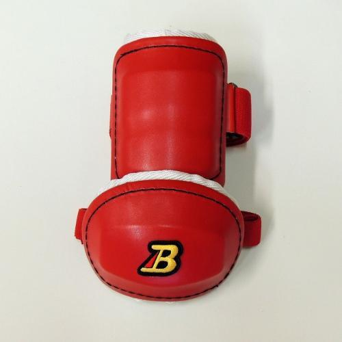 Red Professional Grade Elbow Guard AL8111