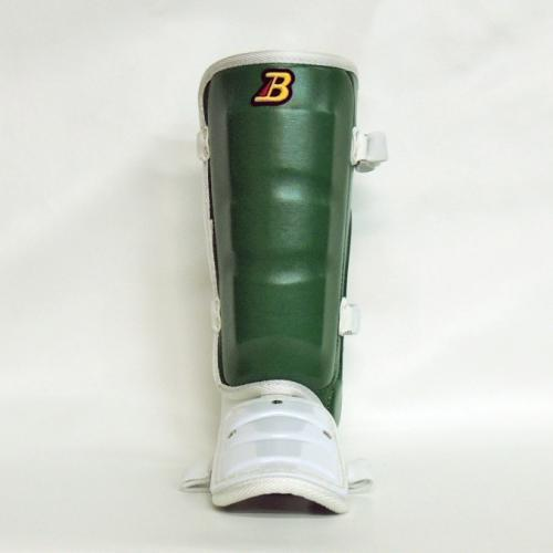 Green Professional Left Handed Leg Guard F6950L