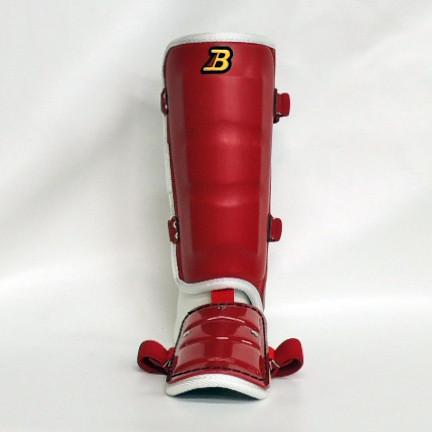 Red Professional Leg Guard FG950