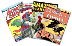 Publications - Comics (All Brands)