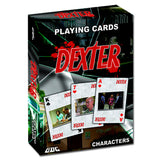DEXTER PLAYING CARDS, CHARACTERS DECK