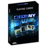 CSI PLAYING CARDS, CSI NEW YORK DECK