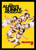 IT'S ALWAYS SUNNY IN PHILADELPHIA PLAYING CARDS, SEASON 5 DECK