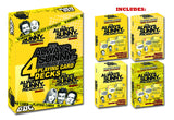 IT'S ALWAYS SUNNY IN PHILADELPHIA PLAYING CARDS, 4-PACK