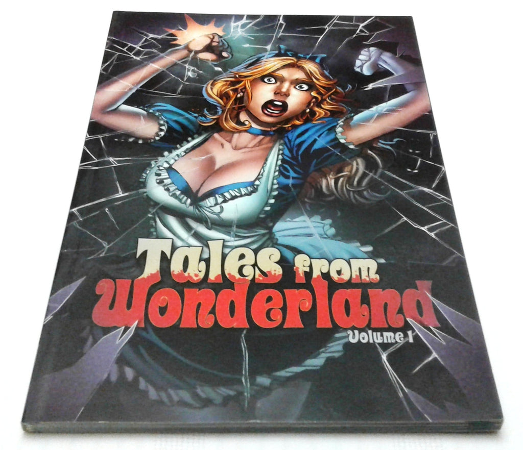 GRIMM FAIRY TALES, TALES FROM WONDERLAND, Vol 1, TPB, 2ND ED, 2010, NM-MINT